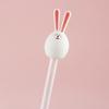 Ручка Rabbit синяя гелевая Pink