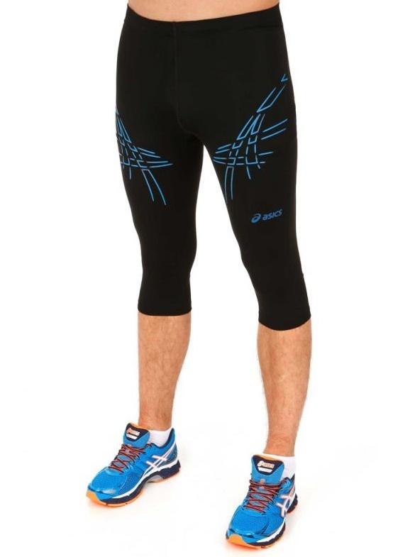 Мужские тайтсы для бега Asics Tiger Knee Tight (121334 0823) фото