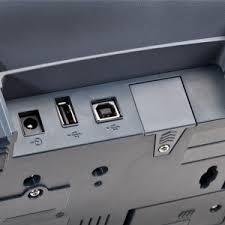Принтер этикеток Honeywell Intermec PC43d back