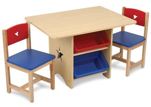 KidKraft Star - набор детской мебели 26912_KE