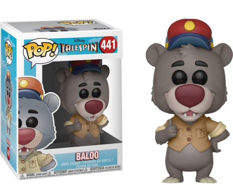 Baloo Funko Pop! Vinyl Figure || Балу
