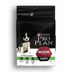 Purina Pro Plan Medium Puppy для щенков средних пород  курица