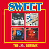 Sweet / The Polydor Albums (4CD)