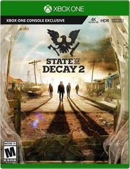 Xbox One State of Decay 2 (русские субтитры)