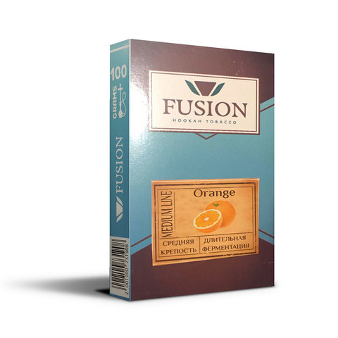Табак Fusion Medium Orange 100 г
