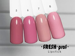 Гель-лак Fresh Prof 10 мл LipStick 07