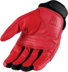 Мотоперчатки - ICON SUPERDUTY 2 (красные)