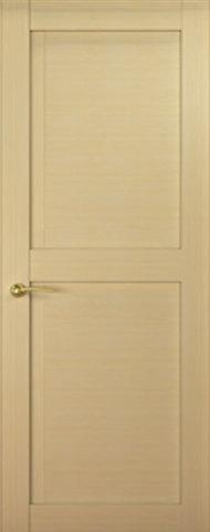 Дверь Океан Ника 6, цвет беленый дуб, глухая