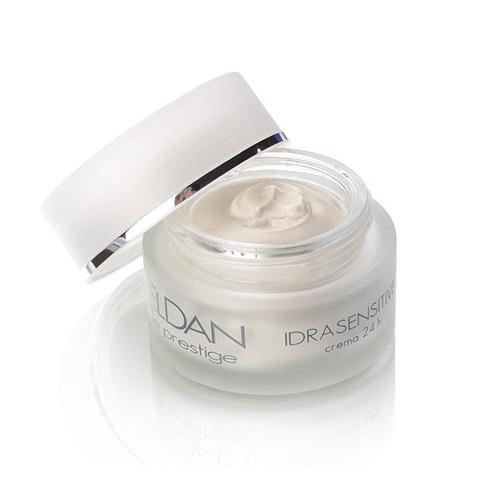 Крем увлажняющий 24 часа для чувствительной кожи Eldan Idrasensitive 24 Hour Cream Le Prestige 50мл