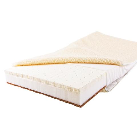 Детский матрас класса Люкс BabySleep BioLatex Linen