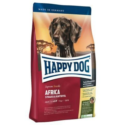 Happy Dog Africa 12,5 кг
