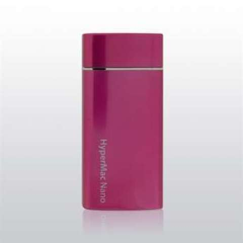 HyperMac Nano 1800mAh – внешняя батарея для iPhone/iPod (Pink)