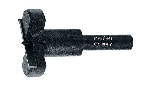 Сверло Форстнера Heller 35 мм