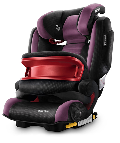 Автокресло детское RECARO Monza Nova IS Seatfix Violet (6148.21214.66)