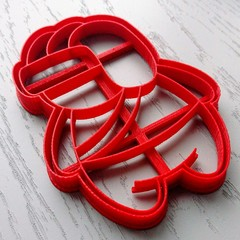 Танкист форма для пряника
