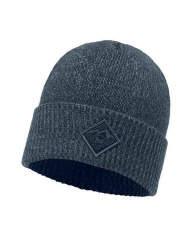 Вязаная шапка Buff Hat Knitted Pavel Grey