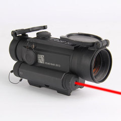 Коллиматор HOLOSUN INFINITI HS401R5 Red Dot Sight & Red laser