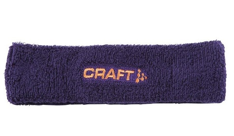 Спортивная Повязка Craft purple