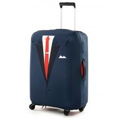чехол для чемодана «дресс-код», размер m/l (52-65 см)