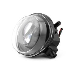 Фары противотуманные светодиодные MTF Light FL12MZ линза, 12В, 5000К, 10Вт для Mazda