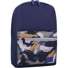 Рюкзак Bagland Молодежный mini 8 л. Чернильный 773 (0050866)