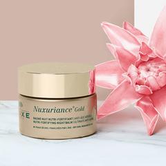 Nuxe Ночной антивозрастной бальзам для лица Nuxuriance Gold