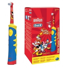 Зубная щетка BRAUN Oral-B Kids Mickey Mouse D 10513K