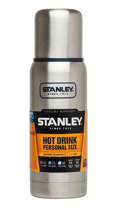 Термос Stanley Adventure (0,5 литра) стальной