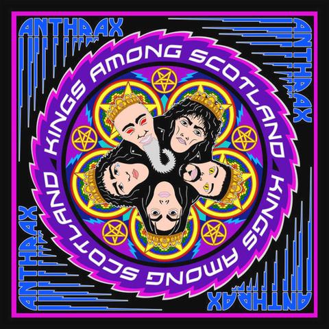 Anthrax / Kings Among Scotland (RU)(2CD)
