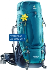 Рюкзак женский туристический Deuter Aircontact PRO 65 + 15 SL (2017)