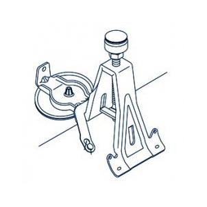 Ножки для ванны Kaldewei Saniform Plus 5030