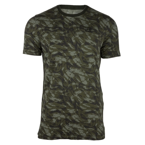 Under Armour Shirt AOP Sportstyle oliv camo