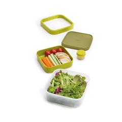 Ланч-бокс GoEat™ для салатов компактный зеленый