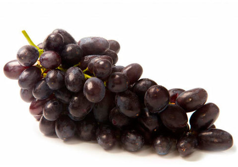 Виноград черный~800г