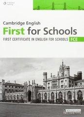Cambridge FCE For Schools Pract Tests TB