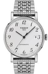 Мужские часы Tissot T109.407.11.032.00 Everytime Swissmatic