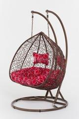 Подвесное кресло двухместное Vinotti Luciana Brown