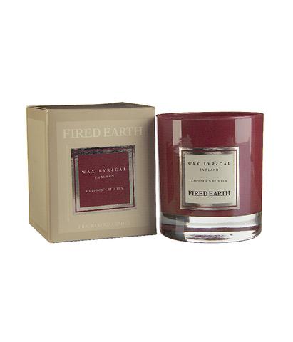 Свеча ароматическая в стекле Императорский красный чай, Wax Lyrical