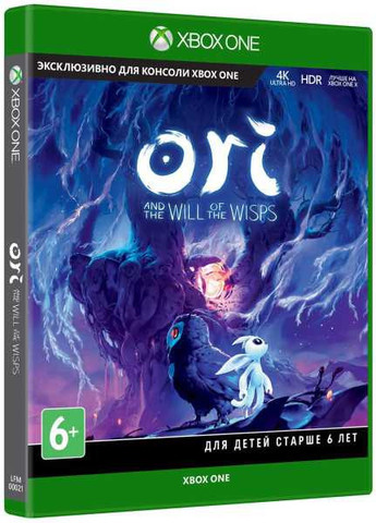 Xbox One Ori and the Will of the Wisps (английская версия)