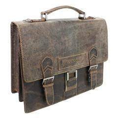 Кожаный портфель Wenger W23-08Br
