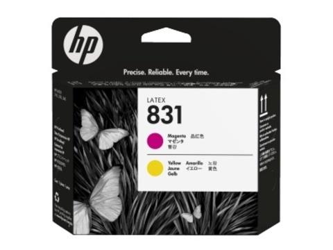 Печатающая головка для HP 831 (CZ678A ) Magenta-Yellow