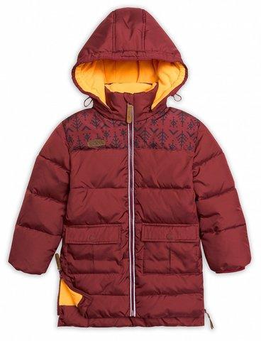 Pelican BZWW3028 куртка для мальчиков бордовая