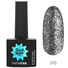 Гель-лак RockNail Insta Star 210 Tylor, 10мл.