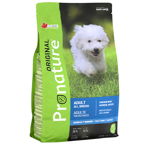Pronature Original Dog Chicken Oatmeal