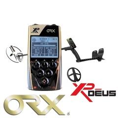 Металлоискатель XP ORX (катушка HF 22 см, блок, без наушников)