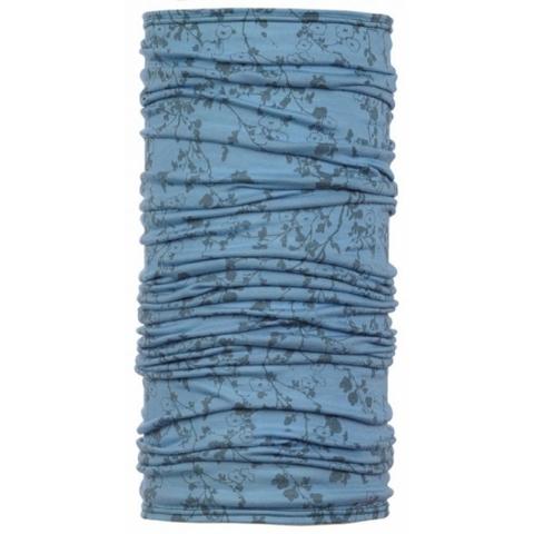 Шарф-труба шерстяной Buff Cerisier Blue Stone