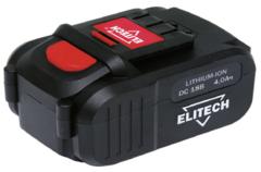 Аккумулятор ELITECH 1820.067700