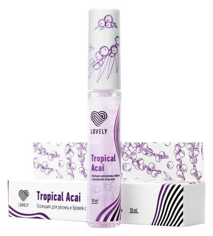 Эссенция для ресниц и бровей Acai Tropical, 10 мл