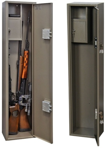 Д-6 Шкаф оружейный (1300*300*200)