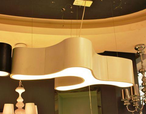LED pendant  AMEBA 2